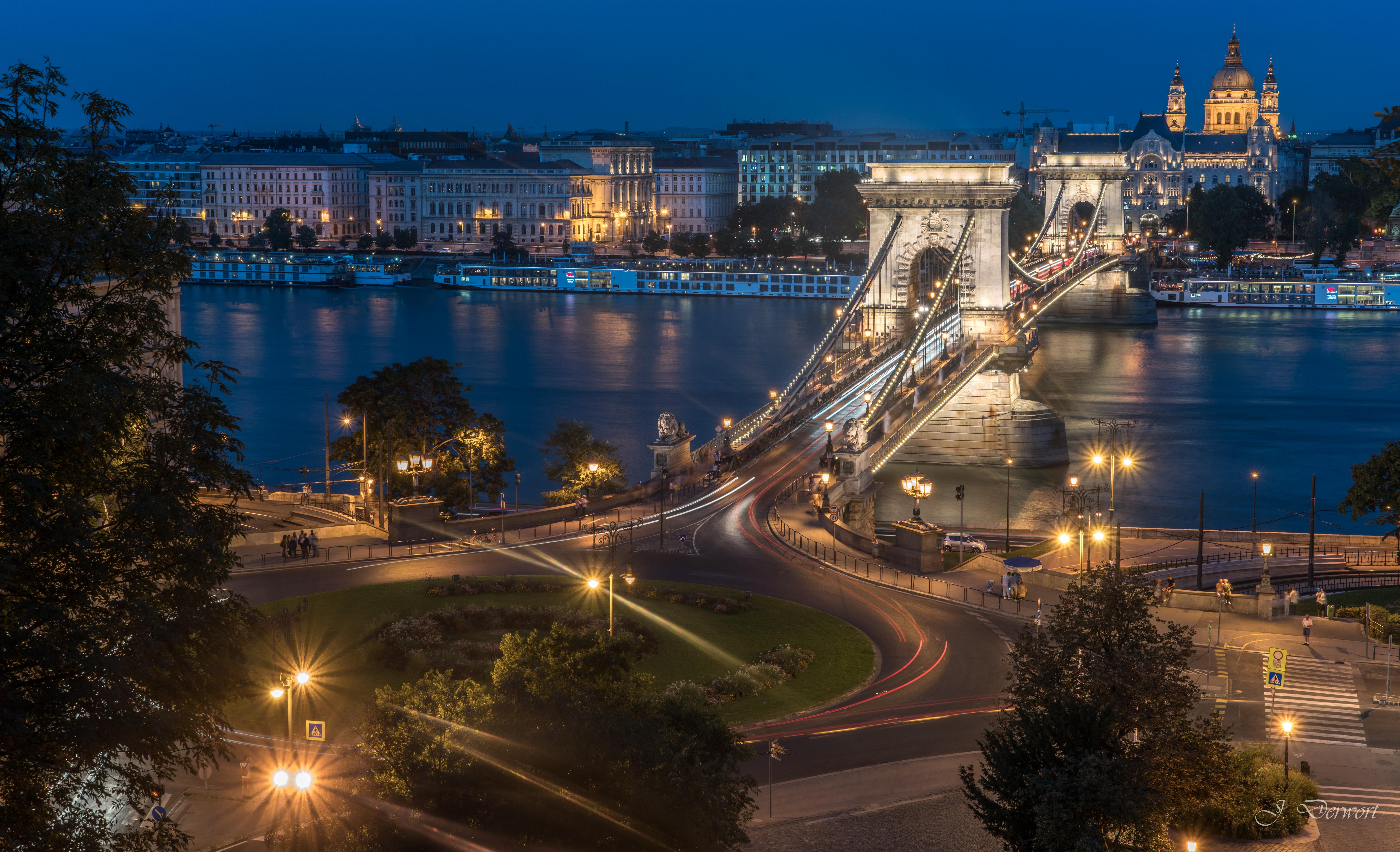 Bridges of Budapest