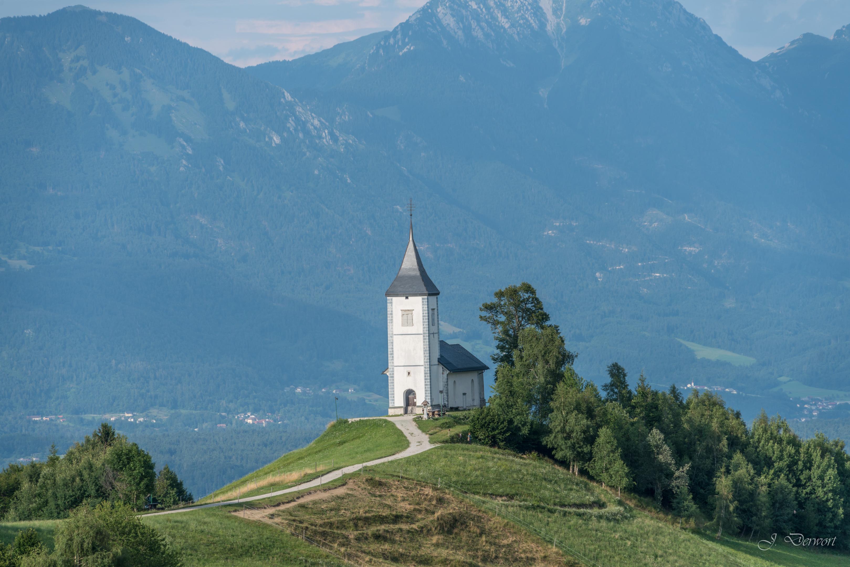Churches of Slovenia